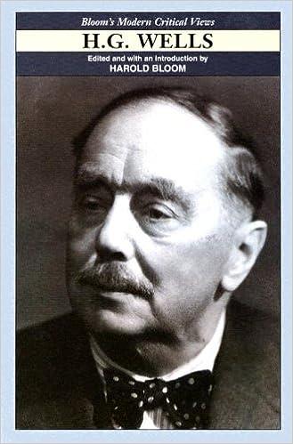 Book H.G. Wells (Modern Critical Views)