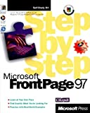 Microsoft FrontPage Step by Step, with CD-ROM (Step by Step (Microsoft))