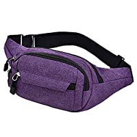 Bollysky Portable Waist Bag Men