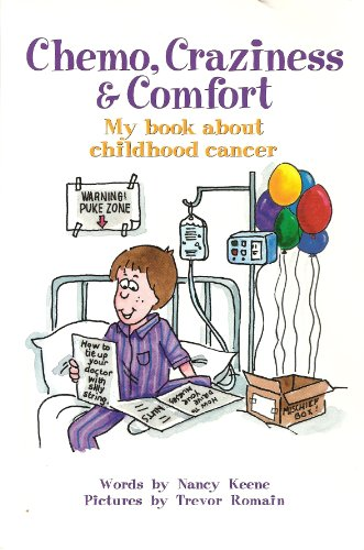 Chemo, craziness & comfort: My book about childhood cancer -