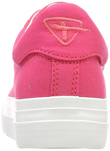 pink Tamaris 23602 Femme Rose Baskets Basses q1RvzxXwF