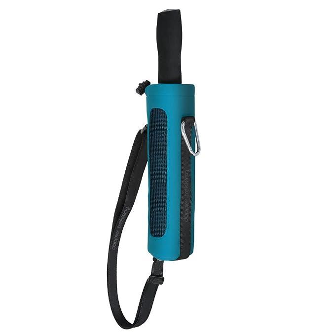 Doppler – Paraguas de senderismo de golf nuevo Aqua Color azul