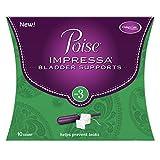 Poise Impressa Size 3 Bladder Support Device 10