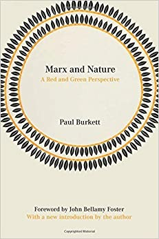 Book Marx and Nature: A Red and Green Perspective 1st Trade Paper edition by Burkett, Paul (2014)