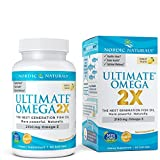 Nordic Naturals Ultimate Omega 2X – Extra Omega-3s Support Heart, Brain, and Immune Health, 60 Soft Gels Review