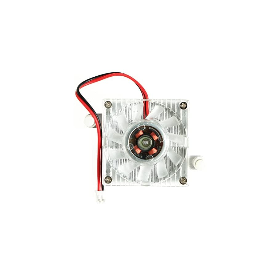 SCASTOE Replacement 40mm 12V 0.10A 2 Pin PC GPU VGA Video Card Heatsink Cooling Fan