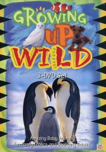 (Growing Up Wild Box Set (3-DVD Set))