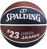 SPALDING NBA LEBRON JAMES 篮球