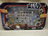 Star Wars Fighter Pods Super Big Battle Set 30 Figures 4 Vehicles