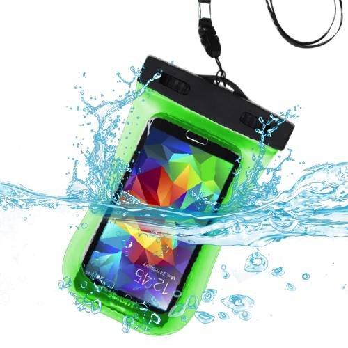 aquos sharp waterproof phone case - 1