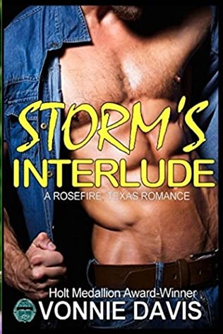 book cover of Storm\'s Interlude