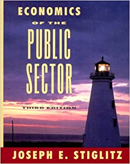 image for Economics of the Public Sector (Third Edition)