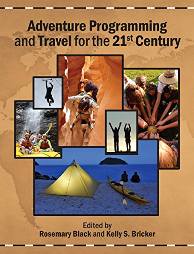 Adventure Programing and Travel for the 21st Century