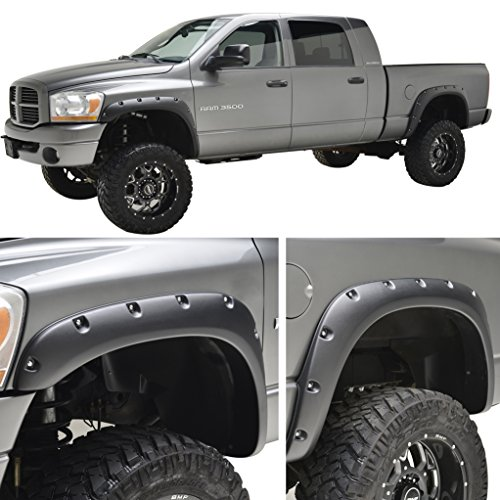 e-autogrilles-rivet-style-bolt-on-pocket-fender-flares-for-02-08-dodge-ram-1500-03-09-dodge-ram-2500