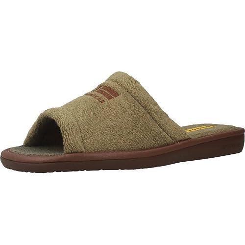 Zapatillas de Estar por casa de Hombre, Color Verde, Marca NORDIKAS, Modelo Zapatillas De Estar por Casa De Hombre NORDIKAS 6679B Verde: Amazon.es: Zapatos ...