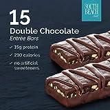 South Beach Diet® Double Chocolate Entrée Bar, 15CT