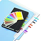 Redi-Tag 20205 Removable Page Flags, Four Assorted Colors, 900 per Color (Pack of 3600)
