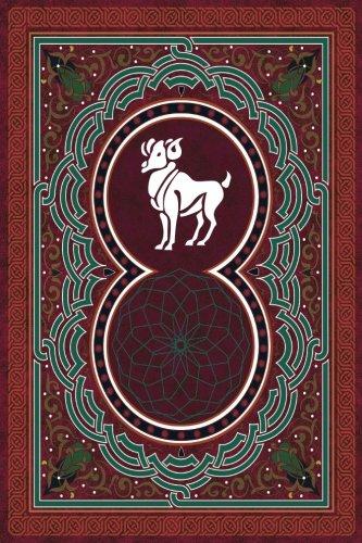 70 Monogram (Monogram Aries Notebook: Blank Journal Diary Log (Monogram ArabesqueOne 150 Lined) (Volume 70))