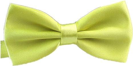LILILICX Pajaritas Corbata de Matrimonio Formal para Hombres ...