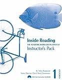 Inside Reading, Level 1, Arline Burgmeier and Lawrence J. Zwier, 0194416208