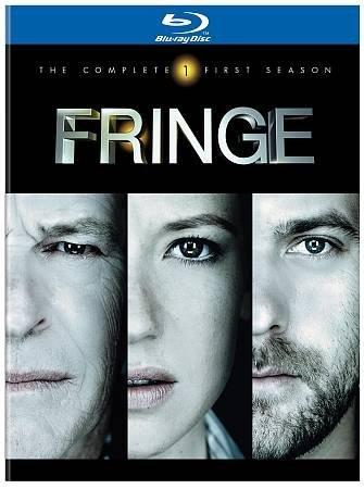 Fringe-Complete 1St Season (Blu-Ray/5 Disc/Ff-16X9)
