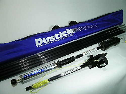 Dustick Deluxe Kit w/ Duster Top, Aerosol Top and Scraper Tool