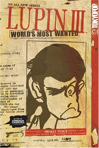 Lupin III: World's Most Wanted, Vol. 5