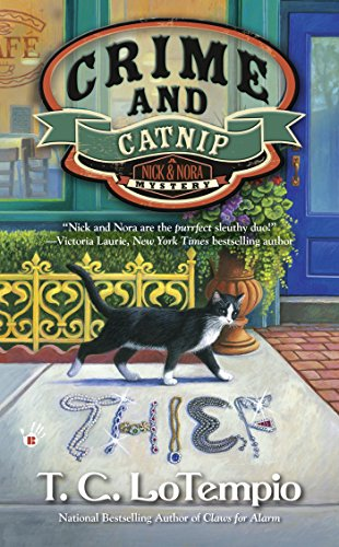 Crime and Catnip (A Nick and Nora Mystery Book 3)