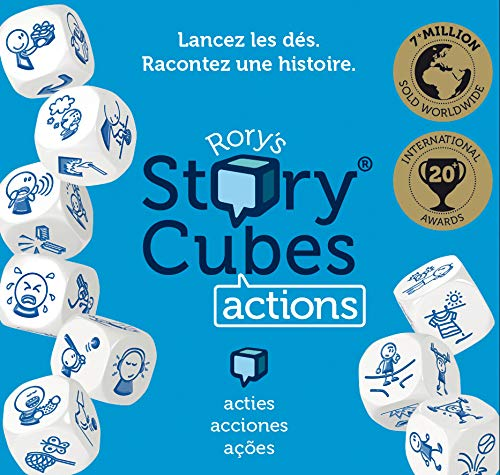 Asmodée - Rory's Story Cubes