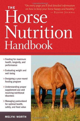 (The Horse Nutrition Handbook)