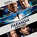 Paranoia: A Novel Audiobook by Joseph Finder Narrated by Scott Brick