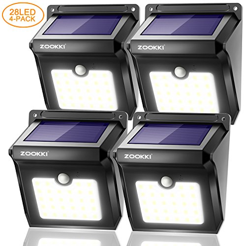 Led Motion Light Solar - 4