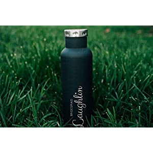 Bridesmaids' Personalized Gifts Wine Growler 750ml (25oz) Insulated Vacuum Bottle | Stainless Steel Tumbler | Custom Engraved Wedding Party Gifts | Bridesmaid Preminum Gift Thermos