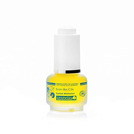 Centella Eyelash Moisturizer Lash Enhancers Primers Serum Eyelash Growth Enhancer Brow Serum Advanced Eyelash Conditioner ECOCERT Organic Certified 15ml