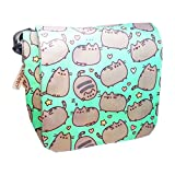Pusheen The Cat Messenger Cross Body Shoulder Bag