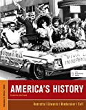 img - for America's History, Volume II book / textbook / text book