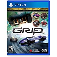 GRIP: Combat Racing AirBlades vs Rollers Ultimate Edition for PlayStation 4 by Wired Productions
