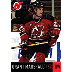(CI) Grant Marshall Hockey Card 2005-06 New Jersey Devils Team Issue 11 Grant.