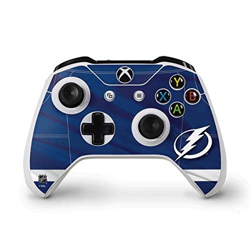 Tampa Bay Lightning Xbox One S Controller Skin - Tampa Bay Lightning Jersey | NHL & Skinit Skin
