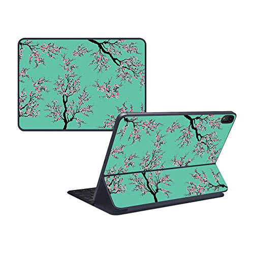 MightySkins Skin for Apple iPad Pro Smart Keyboard 11