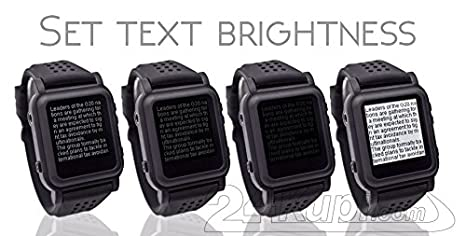 Cheating Watch Black