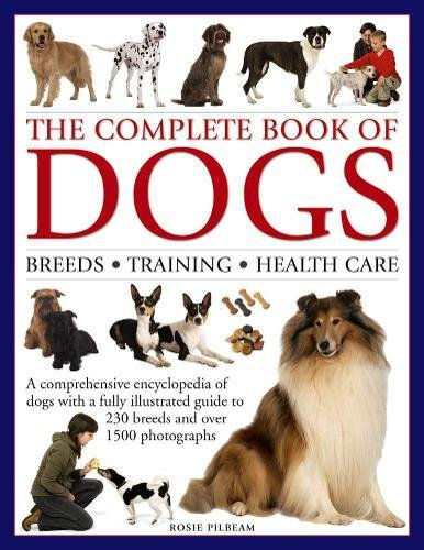 Complete Book Dogs Comprehensive Encyclopedia product image