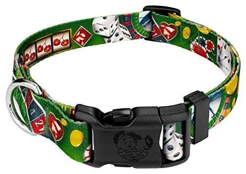 Country Brook Petz | Deluxe High Roller Dog Collar - Extra Large