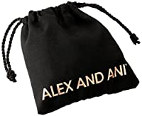 Alex and Ani Charity By Design Stellar Love Expandable Wire Bangle Charm Bracelet