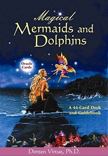 Hay House Magical Mermaids and Dolphins Oracle Cards Magical Mermaids and Dolphins Oracle Cards (Magical Mermaids And Dolphins Cards Doreen Virtue)