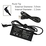 19V 3.42A 65W AC Adapter Charger for Acer Chromebook 11 13 14 15 CB3 CB3-111-C4HT CB5 CB5-571 CB5-311 C720C 720p C740 CB3-111-C670 Iconia W700 Tablet AO1-131/431 (NOT FOR C710) Acer Aspire P3 P3-131 R