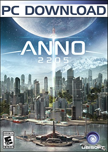 Anno 2205 Standard Edition [Online Game Code] from Ubisoft