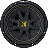 NEW KICKER C12 12'' 300W Single 2-Ohm Comp Series Car Audio Subwoofer Sub 10C122