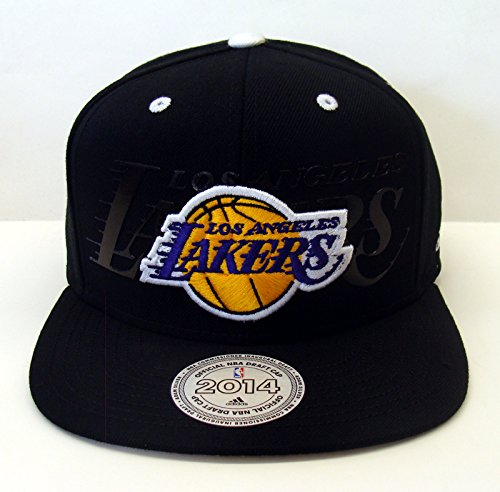 f49cd4f79be ... official los angeles lakers adidas 2014 nba draft snapback cap hat  black buy online in oman