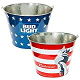 Budweiser Bud Light Logo Beer Bucket